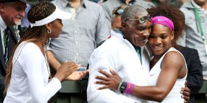 Serena and Venus William's Father